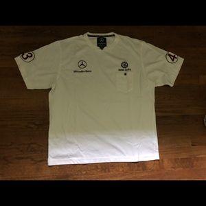 Henri Lloyd Mercedes Benz t shirt sz Large